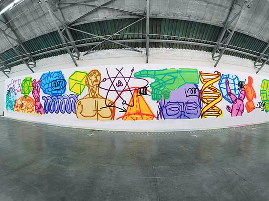 Художник Миша Most, создавший дрон: «Пытаюсь выжать из искусства по максимуму»