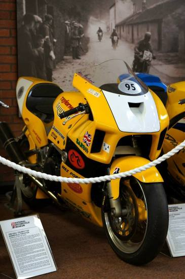 SAXON! I want this bike... The NMM wont miss it... surely!