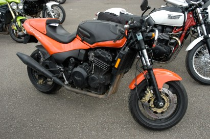 Gallery - Belgium Speed Triple - Triumph Live 2010