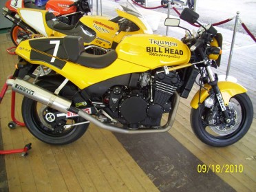 STC - Gallery - 1994 Speed Triple Challenge Winner