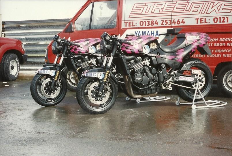 STC - Gallery - Pre-Season Test 1995 Mallory