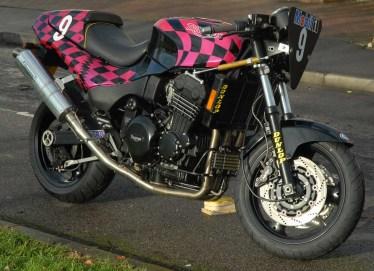 STC - Gallery - Tom Cuddy - Restored Bike