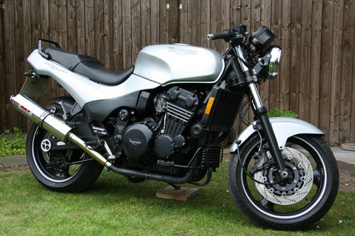 Spotting A Fake MK1 Speed Triple - 10