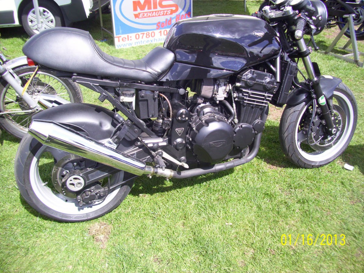 Spotting A Fake MK1 Speed Triple - 2