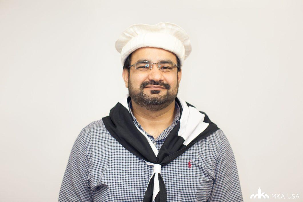Yasir Mirza Mohtamim Taleem