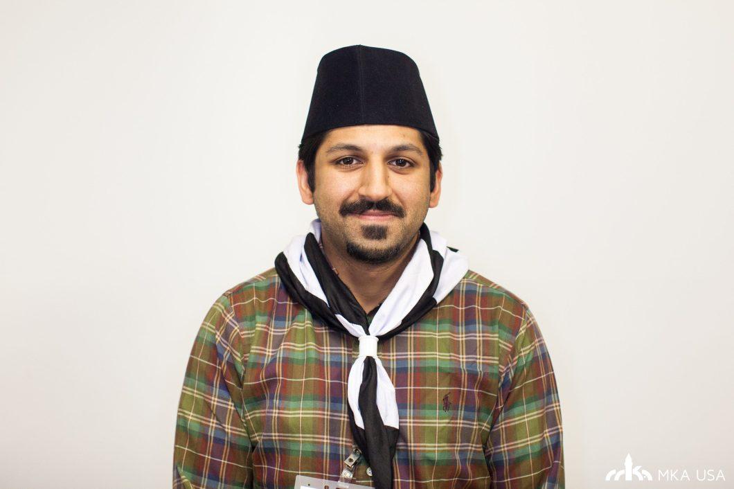 Zarik Khan Tehrik-e-Jadid Mohtamim