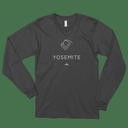 White Yosemite Long sleeve