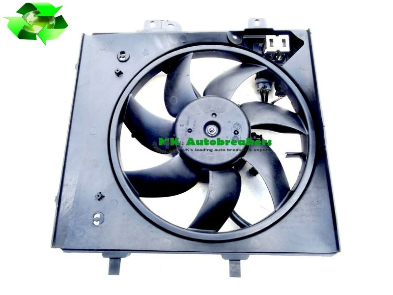 Peugeot 208 1.2 From 2015-2018 Radiator Cooling Fan