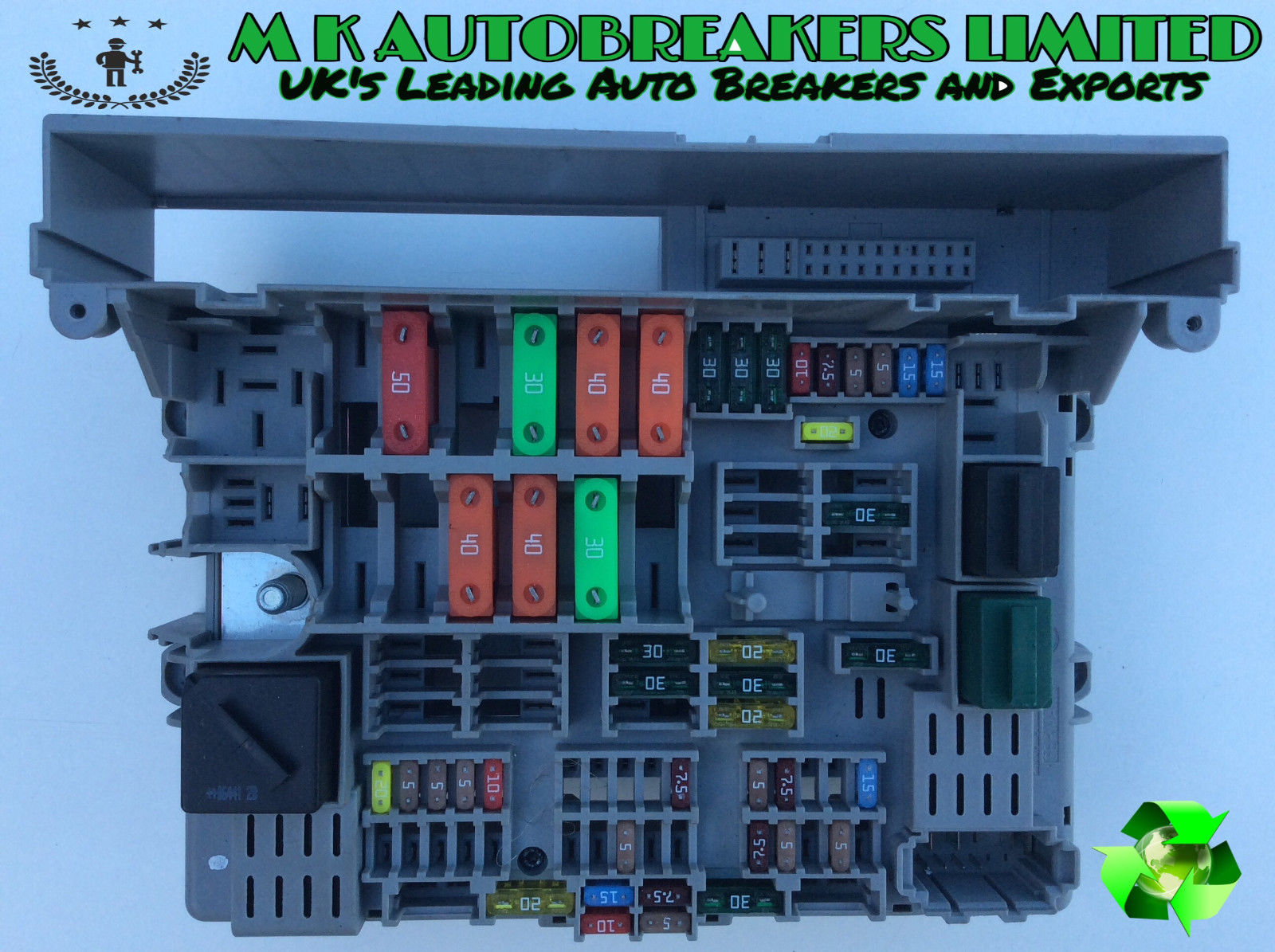 Fuse Box Switch Parts Completed Wiring Diagrams Automotive Uk Bmw 3 Series E90 E91 From 05 08 Front Breaking For Spare Rh Mkautobreakers Co Diagram Panel
