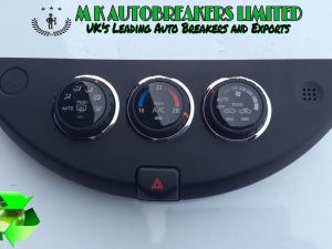 Ford Fiesta From 2012-2016 AC Climate Control Panel Switch