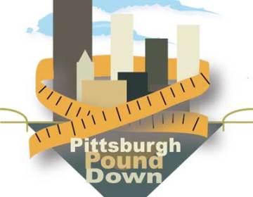 Throwback Thursday: Pittsburgh Pound Down Logo Design