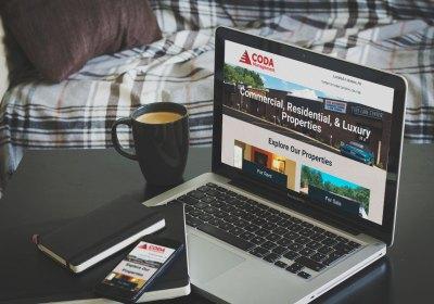 New Real Estate Listing Website: CODAmgmt.com