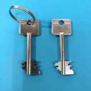 дубдикат ключа для сейфа