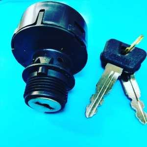 Восстановление ключей для замка от гольф кара Yamaha.