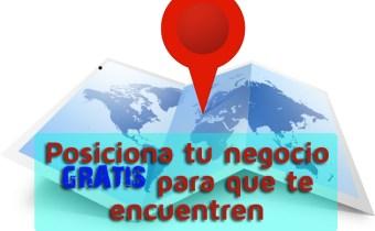 posiciona gratis mediante buscadores tu negocio