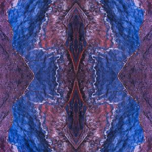 Mark Kelly - 'Divine' - (98cm x 98cm)