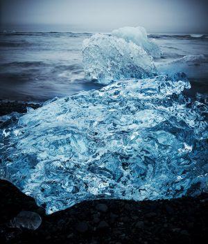 Blue Iceburg III