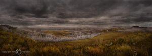 Longback Ridge Pano