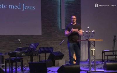 «Et møte med jesus» Av Helge Andrè Lohne