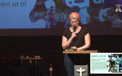 «Jeg har en plass» Del 1 Av Ingvild Foss Forgard
