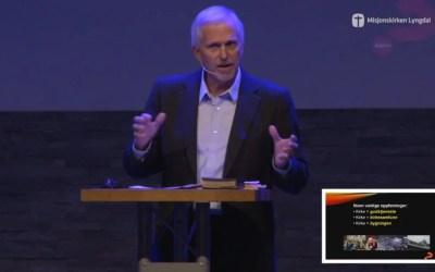 «Alpha gudstjenesten» av Pastor Elif Tveit