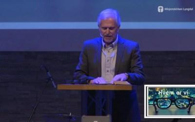 «Hvem er vi- Tjeneste» del 4 av pastor Eilif Tveit