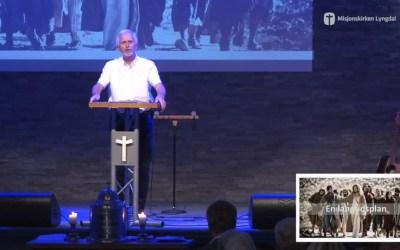 «En del av noe større» del 3 av pastor Eilif Tveit