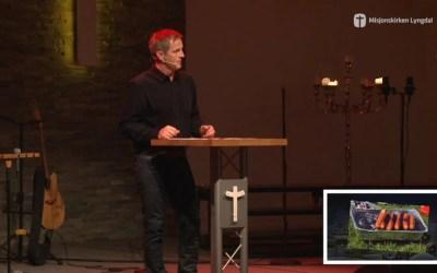 «Rom i Herberget» del 2 av pastor Jim L. Foss