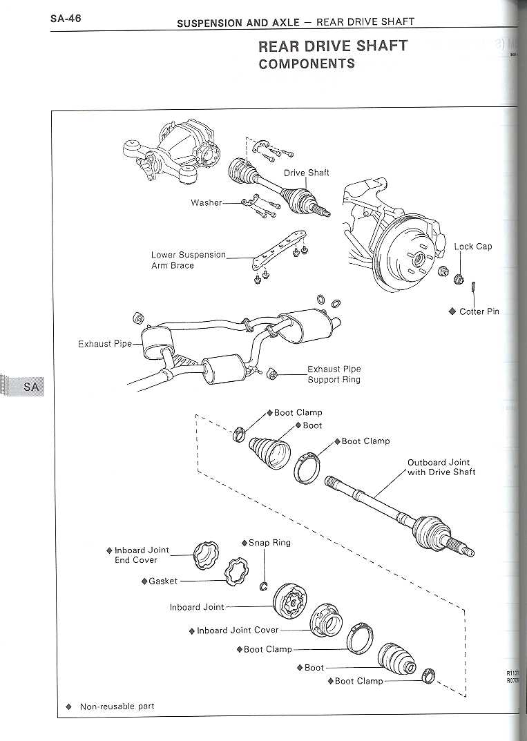Rear Drive Shaft Replacement – MKIV com