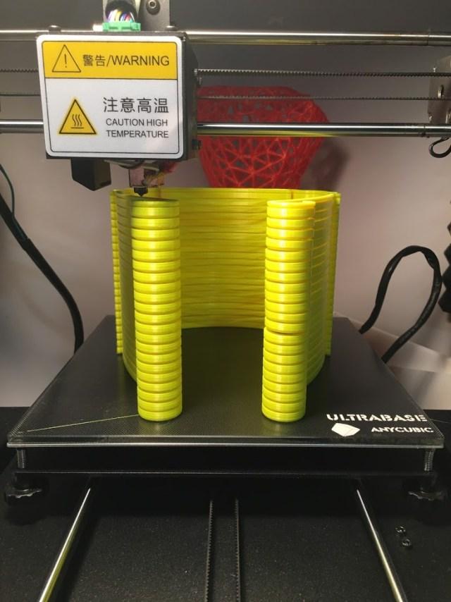 MKME Lab 3D Printed Covid-19 shields