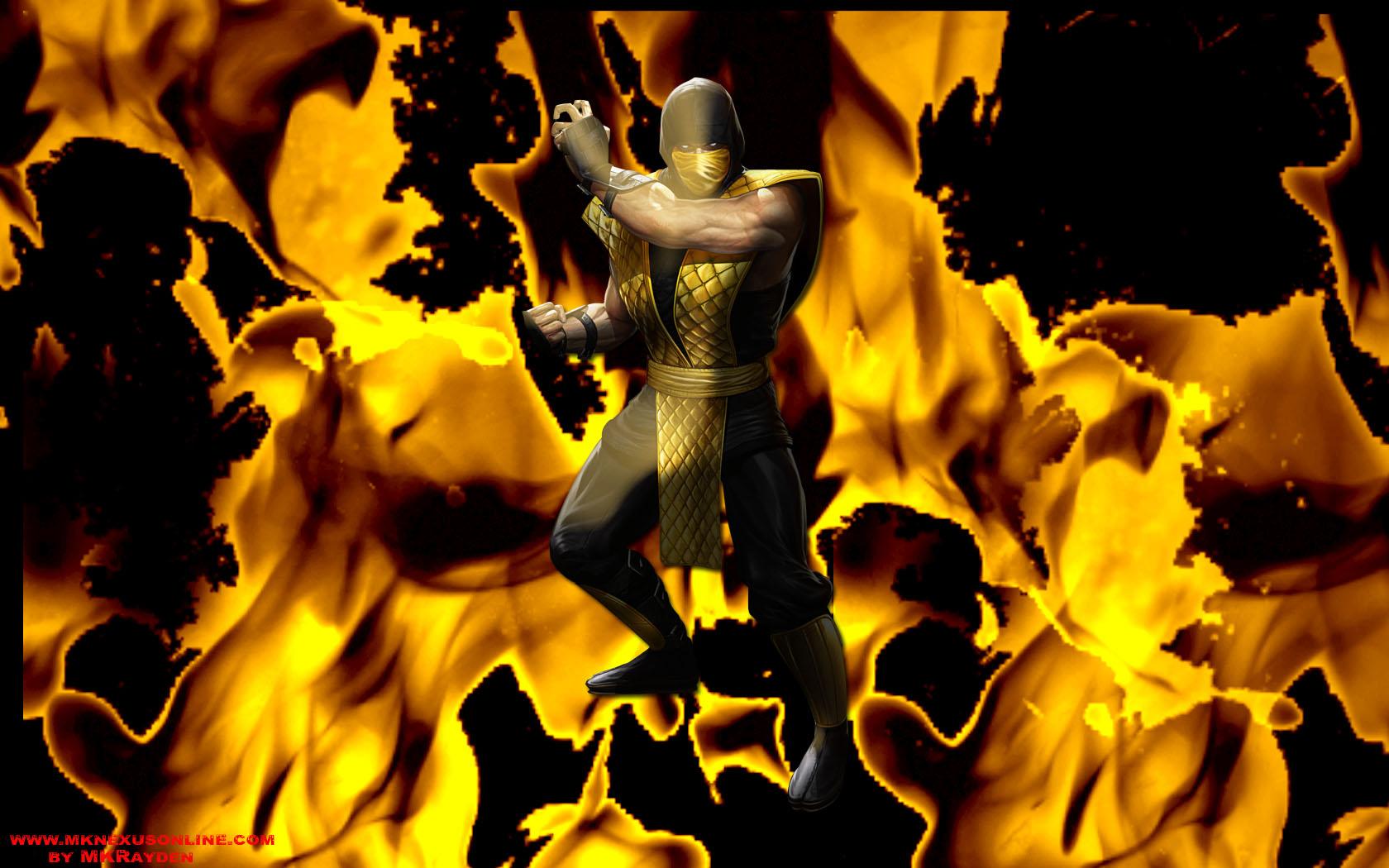 Mortal Kombat Wallpapers Mknexusonline Com