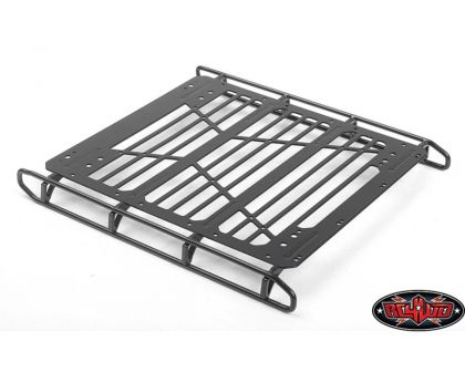rc4wd adventure steel roof rack for mercedes benz g 63 amg 6x6
