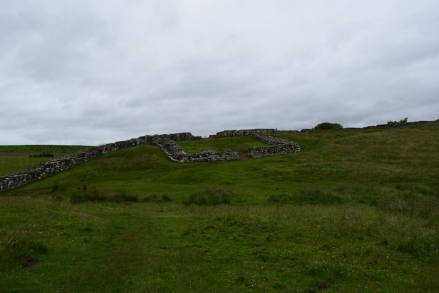 Hadrian's Wall, gated milecastle fortlet near Halfwhistle