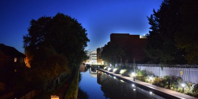 Nikon D530 HDR test, Aylesbury Grand Union Canal