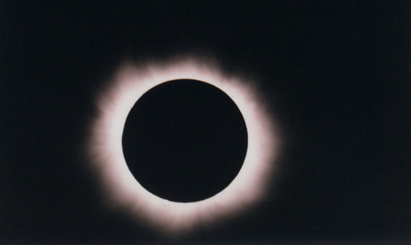 1999 total solar eclipse in Makó, Hungary2