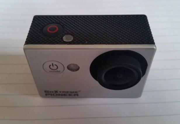 GoXtreme Pioneer GoPro camera general view