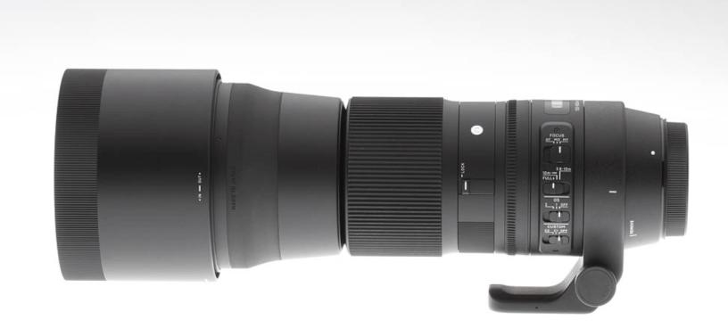 Sigma 150-600 f/5-6.3 Conteporary main