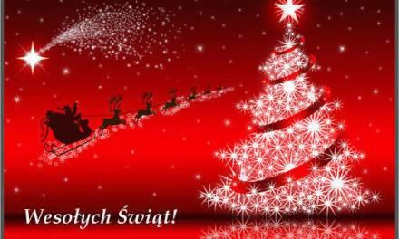 Życzenia świąteczne: