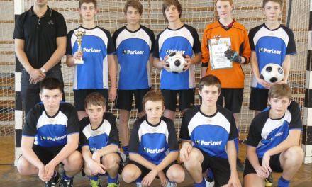 Lędziny Cup 2012 -> MKS zdetronizowany:
