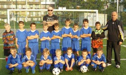 Jak grali najmłodsi piłkarze MKS-u?