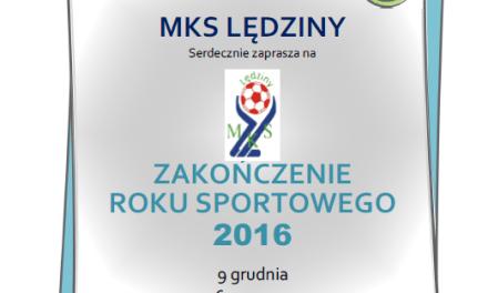 Zakończenie Roku Sportowego 2016