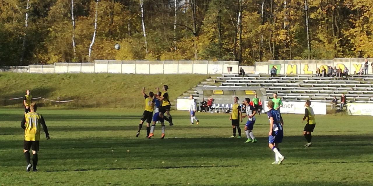 Rezultaty 28 kolejki w grupie II: porażka w Goczałkowicach