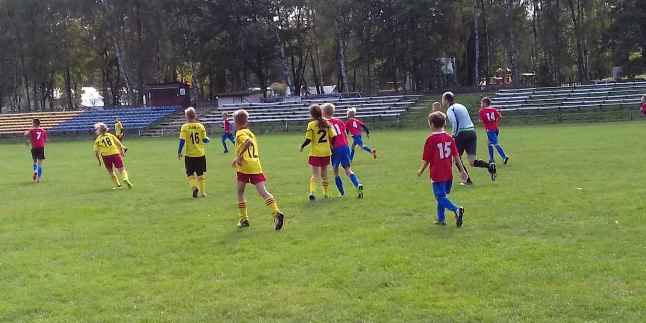 Pomyślny weekend młodych piłkarzy MKS-u