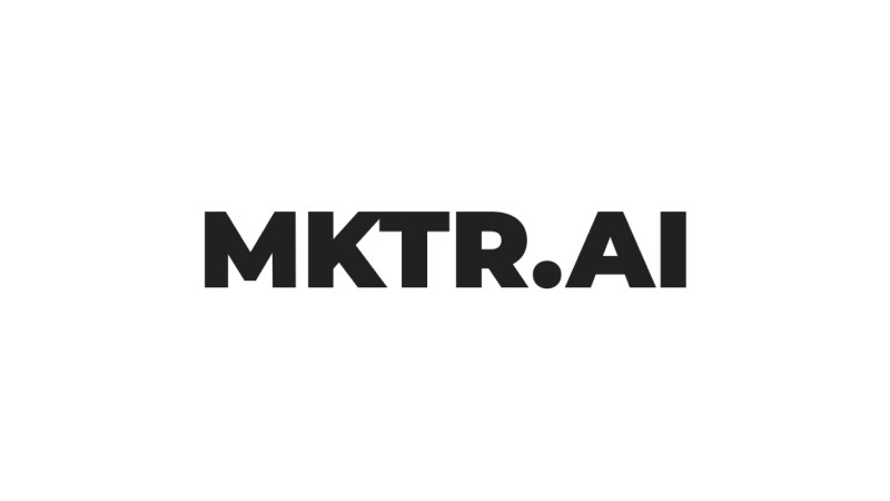 MKTR.AI namemark logo large
