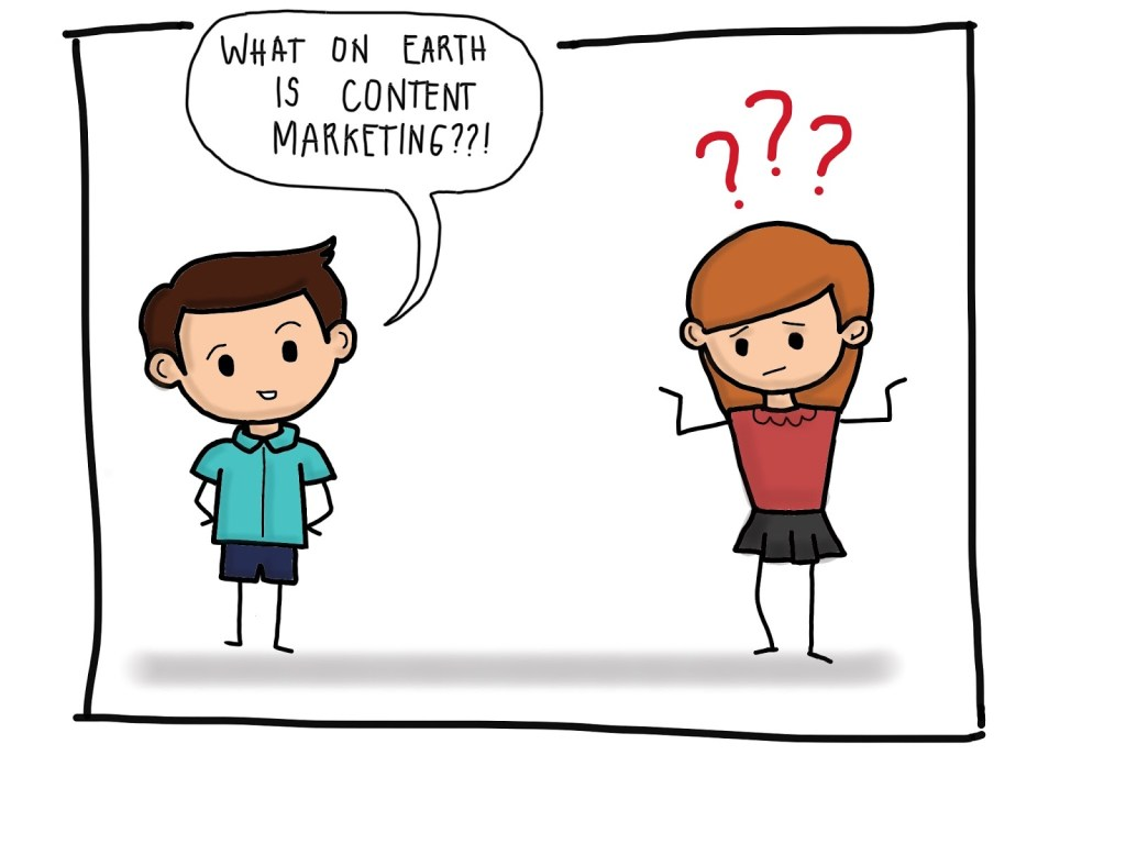 What is content marketing? By MKTR.AI