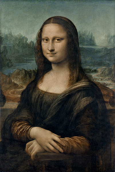 La Joconde - Mona Lisa