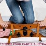 Kit de survie pour partir à l'étranger Mission Locale Cannes
