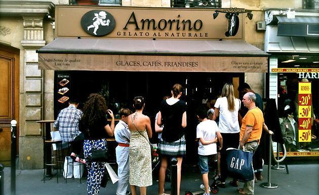 Amorino recrute vendeur / vendeuse à Cannes