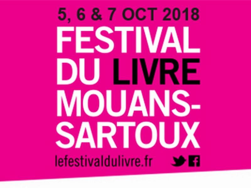 Festival du Livre de Mouans-Sartoux 2018