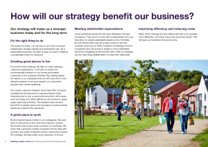 Taylor Wimpey Environment Strategy 2021 page 4